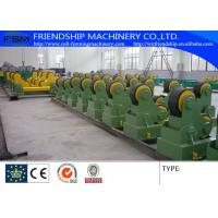 Wholesale Self-Aligning Vessel Welding Rotator 2t , Pipe Welding Machine from china suppliers