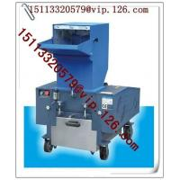 Wholesale Crushing rigid plastic material crusher/100-150kg/hr plastic auxiliary equipment crusher from china suppliers