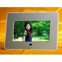 Wholesale Infrared control 7 inch Digital Photo Frame for Photo browse,  video and music playback from china suppliers