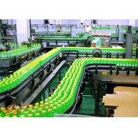 Wholesale Highly Automated Soft Drink Production Line 3 In 1 Compact Easy Operation from china suppliers
