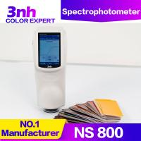Wholesale 3nh Chroma Meter Portable Spectrophotometer NS800 Optical Geometry 45/0 Color Tester from china suppliers
