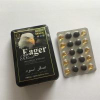 Wholesale Eager Black Sex Enhancer Pills Sex Enhancer Pills for Male 100% Herbal Extract Black Sex Enhancer Pills from china suppliers