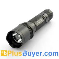 Wholesale CREE R5 White Light LED Flashlight (Waterproof, 300 Lumens) from china suppliers