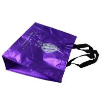 Wholesale Shining Non Woven Carry Bags Reusable With Screen Printing Logo from china suppliers