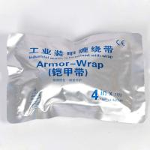 China waterproof  electric wire tape armoring tape ,armor belt, Repair the belt, industrial winding belt on sale