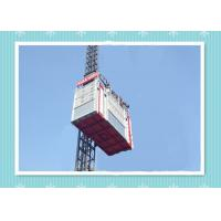 Wholesale Motor Drive Construction Building Hoist For Passenger And Material from china suppliers