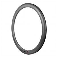 Wholesale 25mm Width Carbon Bike Rims , Carbon Fiber Bicycle Rims EN Certificated from china suppliers