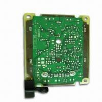 Wholesale Multilayer PCB, Made of FR4, with 1.6mm Thickness and Immersion Gold Finish from china suppliers