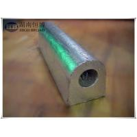 Wholesale High Potential Cast AZ63C Magnesium Anodes Cathodic Protection OEM from china suppliers