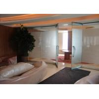 Wholesale 10MM Tempered Glass Panels For Walls , Internal Glass Partitions from china suppliers