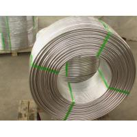 Buy cheap Aluminium Grain Refiner, AlTi5B1 9.5mm dia coiled rod,1m/0.5m, aluminio-titanio (Al-Ti), aluminio-boro (Al-B) from wholesalers