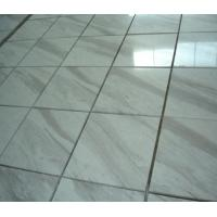 Wholesale Volakas white marble flooring tile , marble tile countertops Density 2.7g/cm3 from china suppliers