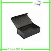 Wholesale Black Paper Folding Magnetic Closure Gift Box With Custom Design from china suppliers