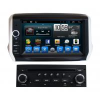 Wholesale 2 Din Radio Car Touch Screen Peugeot Navigation System 208 Peugeot 2008 from china suppliers
