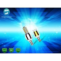 Wholesale Hotel Plastic E14 LED Candlestick Light Bulbs AC 85V - 265V SMD 5730 from china suppliers