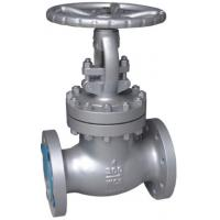 Wholesale Electric Cast Globe Valve / Stainless Steel Globe Valve Customized Size from china suppliers