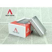 Wholesale Vaping Device 2 * 2500mah Temperature Control Box Mods 150watt , High Efficiency from china suppliers