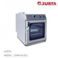 Wholesale JUSTA Electric Pizza Oven 4 Tray Combi Steamer Digital Control System from china suppliers