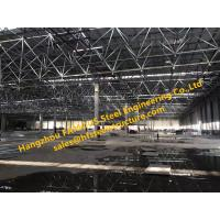Wholesale Bespoke Design Metal Steel Buildings With Q235B / Q345B Material , Long Lifespan from china suppliers