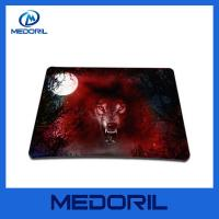 Buy cheap Wholesale high quality fabric surface rubber mouse pad custom logo gaming mouse pad from wholesalers