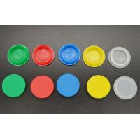 Wholesale Sealed Water Bottle Caps Accessories Smooth single stick labels edge from china suppliers