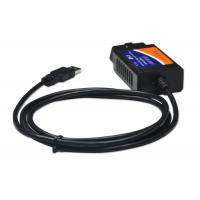 Wholesale Wifi ELM327 OBD2 Diagnostic Interface , V1.5 Version OBDII Scanner Code Reader from china suppliers