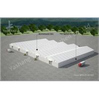 Wholesale 10000 Sqm Outdoor Warehouse Tents Complex Big Canopy Tent With Sidewalls from china suppliers