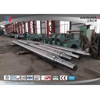 Wholesale Steel Forged Custom Roll Shaft 15000MM For Veneer Reeling Machine from china suppliers