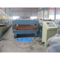 Wholesale AG Rib Panel Corrugated Steel Double Layer Roll Forming Machine For Roof  440V from china suppliers