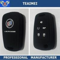 Wholesale Colorful Silicone Car Key Cover Various Luxury Car Logo Key Cover from china suppliers