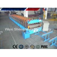 Wholesale Color Coated Steel Roof Panel Forming Machine Large Span For Roof Sheet Making from china suppliers