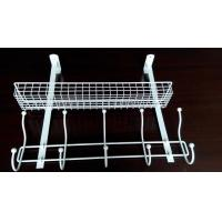 Multi-function bathroom metal storage racks