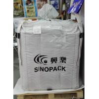 Wholesale Conductive Fibc NEL/SGS TYPE C Bag , Anti Static Bags Flammable Goods Bulk Packing from china suppliers