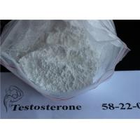 Wholesale Bulking Cycle Testosterone Based Steroids , Anabolic Steroids Testosterone Powder from china suppliers