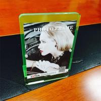 Wholesale magnetic acrylic photo frame for Christmas gift from china suppliers