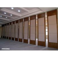 Wholesale Thermal Insulation Movable Partition Walls for Exhibition Hall from china suppliers