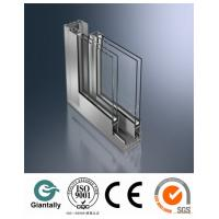 Wholesale aluminum profile for window frame design from china suppliers