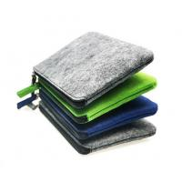 Wholesale Alibaba express high quality  multifuctional felt cosmetic bag from china suppliers