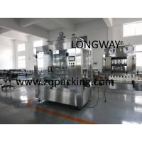 Wholesale full-autmatic intellectual vertical liquid filler from china suppliers
