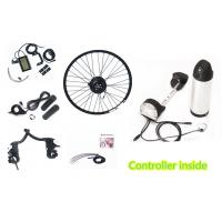 Wholesale Rear / Front Wheel 36v 250w Electric Bicycle Conversion Kit With 36v 9ah Battery from china suppliers