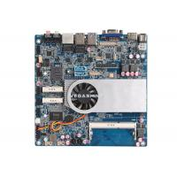 Wholesale Dual Channel 24bit LVDS Industrial PC Motherboard , Intel® Core™ i5-4200U Processor from china suppliers