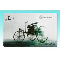 Wholesale PET material resistant high temperature gas Card, resistant high temperature parking Card from china suppliers