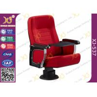 Wholesale PU Molded Foam Anti Stained Meeting Hall Chairs With Acoustical Board Damping Recovery from china suppliers