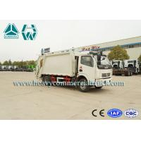 Quality Huawin 6M3 Garbage Collection Trucks For Non - Toxic Waste Transportation for sale