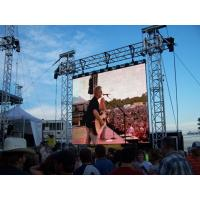 Wholesale P12 Outdoor Rental LED Screen For Events With 1152mm x 768mm Cabinet from china suppliers