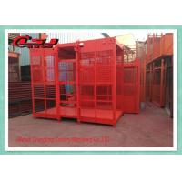 Wholesale 2 Motor High Twin Construction Material Lift , Building Site Material Lift Elevator from china suppliers