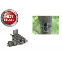 Wholesale Mini Infrared PIR 1080P 12MP Trail Camera For Forestry Security Monitoring from china suppliers