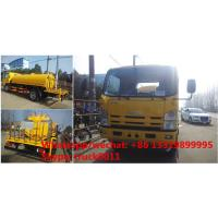 Wholesale factory direct sale ISUZU 700P 4*2 LHD/RHD water sraying truck, best price ISUZU 6-8m3 water carrier tank truck for sale from china suppliers