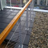 Wholesale Rust-proof x-tend ferruled cable wire mesh balustrade infill panel from china suppliers