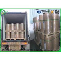 Wholesale 100% Virgin 889mm 80g Uncoated Printing Paper , Jumbo Roll Inkjet Printing Paper from china suppliers